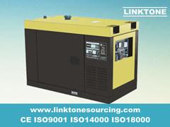 Popular 5kw Silent Diesel Generator (LTD5000S)