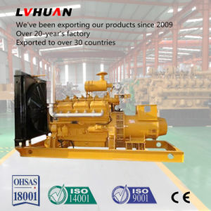 100kw 세륨 ISO에 의하여 증명되는 생물 자원 발전기 기화 발전소