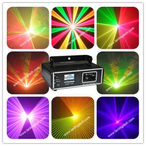 LV382RGB 700Мвт Полноцветное лазерное шоу освещение, DJ лазерной печати