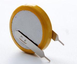 Botón de litio batería CR1225 3V batería tipo moneda