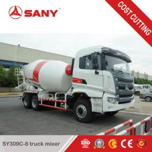 Sany sy309c-8 de Vrachtwagen van de Concrete Mixer van Equiupment 9m3 China van de Bouw