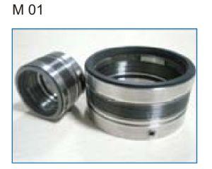 金属のうなり声の機械シール(FBU M01)