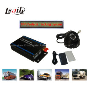 (Quente) Dispositivo de Monitorização Fleetmanagement logística com detecção de Combustível/Câmara RS232