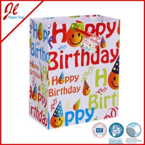 Sacchetti Handmade del regalo del mestiere di carta per il sacco di carta della festa di compleanno