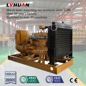 80квт Ce ISO биогазовых установок по производству биогаза генератора оборудования экспорт в Россию