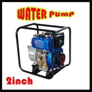 2  durch 2  Portable Diesel Engine Water Pump