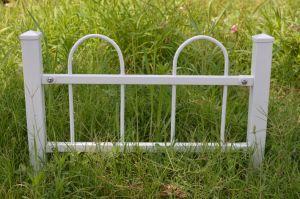 3つの柵の良質の錬鉄の塀