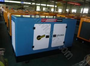 Ce/CIQ/Soncap/ISOのホーム使用のための5kw携帯用ディーゼル発電機