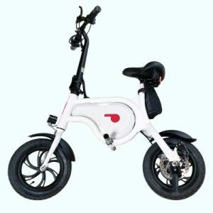 12 전기 자전거를 접히는 인치 2 바퀴
