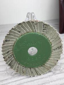 4  tipo piano disco della falda con una piastra di sostegno di plastica di 72 falde