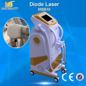 de Apparatuur van de Schoonheid van de Verwijdering van het Haar van de Laser van de Diode van 808nm & IPL van de Laser