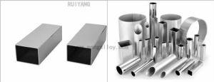 Tubi quadrati saldati dell'acciaio inossidabile Tp316L