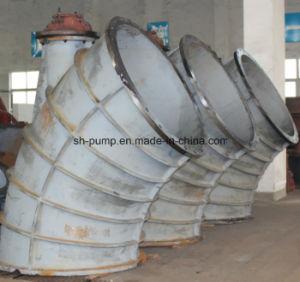 Bomba de circulación del flujo de la central eléctrica del funcionamiento de la cavitación de la serie de Zl buena
