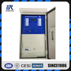 El disyuntor de alta tensión con relé de protección de la línea 33kv