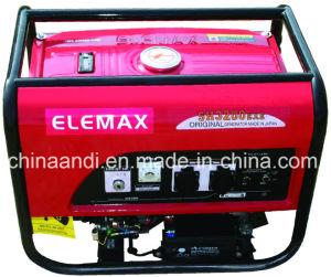 Elemax 10kw/10kVA luftgekühlter Motor-Benzin-/Treibstoff-Energien-Generator