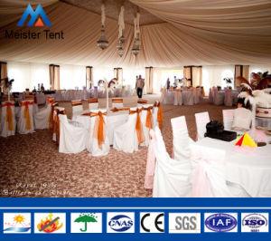 De grote Openlucht Duidelijke Tent van de Partij van het Huwelijk van de Spanwijdte meer dan de Tent van de Markttent van 1000 Mensen