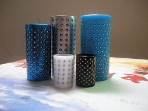 O plástico POM gaiolas de Esferas de Retenção de Esfera Rolamento guia do rolamento de esferas de cobre para placas de perfuração