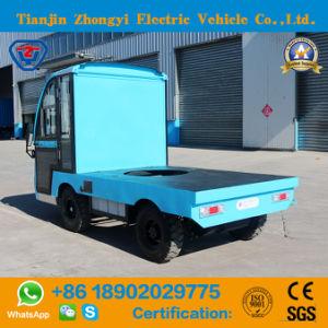 3 chineses Ton veículo de carga elétrica de baixa velocidade de carregamento da empresa