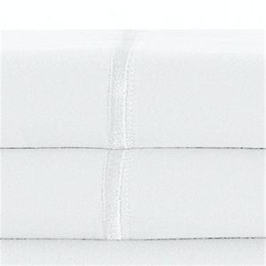 Super Soft/ elegante/ arruga 4PC Juego de Sábana