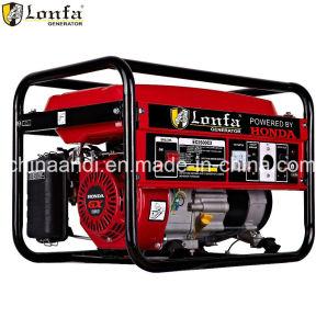 2kw Gx160 Energien-Benzin-Generator des Motor-6.5HP