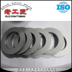 Soem-unbegründeder Yn6 Hartmetall-Ring-Ring mit Inner-Äußerer Schulter