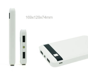 新しい携帯用二重口LEDの徴候の充電器