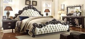 Juegos de dormitorio muebles de lujo