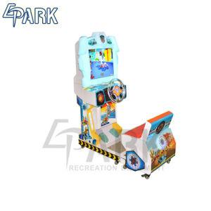 De Machine van de Spelen van de Autorennen van de Kinderen van het Centrum van het spel