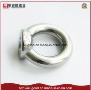 Anneau de levage en acier inoxydable écrou à oeil DIN582