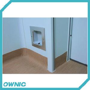 -Tipo de precio de fábrica una sola hoja Autometic puerta deslizante hermética