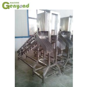 El procesamiento de leche de coco Botón Shell Divisor abridor de apertura