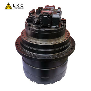 Kyb ходового гидромотора/конечной передачи -25 тонн экскаватор Като HD800-7