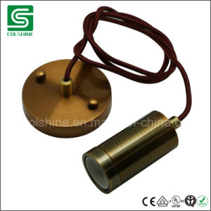 La luz de lámpara colgante de Industrial Metal Cable para restaurante de decoración