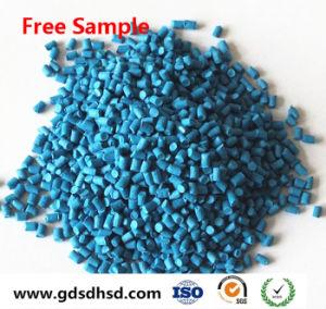 Blauwe Kleur Masterbatch voor Plastic Raad/Blad/het Afdekken