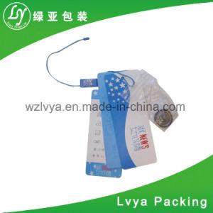 Custom печать одежды бумаги повесить Tag
