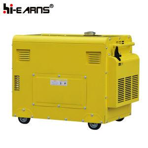 5kw Portable Diesel Engine Power Generator (DG6500SE)