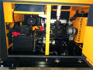 con prova sana 375kVA con il motore di Weifang ed il generatore diesel eccellente della Stanford Alternater