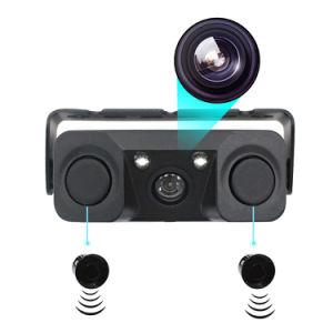 최신 판매 Pz451 지능적인 3in 뒷 전망 리버스 사진기를 위한 1대의 차 주차 센서