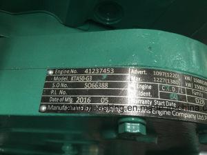 1250kw HochleistungsCummins Diesel-Generator