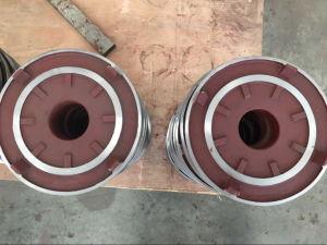 Revestimiento de placa de bastidor de la bomba de lodo insertar