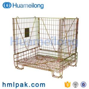 熱い販売の折る金属堅いペットプレフォームの金網の大箱