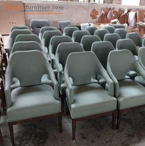 ホテルの喫茶店のレストランのための現代革ブースの座席のソファーの家具