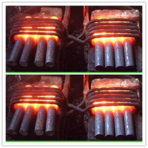 Martelo redonda forjar o equipamento de forno de aquecimento
