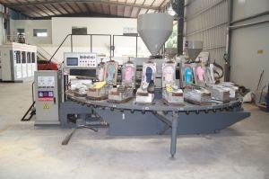 Автоматическая небольшой производственной линии для Pcu опорной части юбки поршня