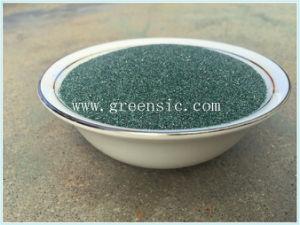 Grünes Karbid des Silikon-F100 verwendet für die Herstellung des harzigen reibenden Steins