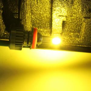 Nuevo Gt3b faros LED amarillo de 880 H1 H3 H7 H11 9005 9006 H8 H9, H4 H13 9004 9007 High Low motocicleta faro