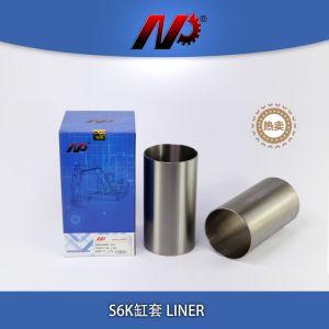 Uitrusting van de Voering van de Motoronderdelen van het Graafwerktuig van de Apparatuur van de bouw de MiniVoor S6K