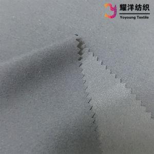 100%Sarjado RPET Micro Pêssego tecido da pele para calças de praia