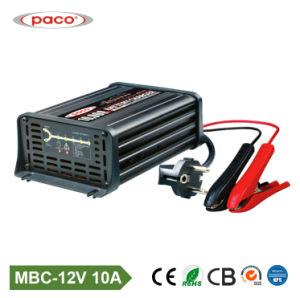 12V 10A Автоматическая свинцовых внешних Car 7 ступени зарядное устройство для аккумулятора