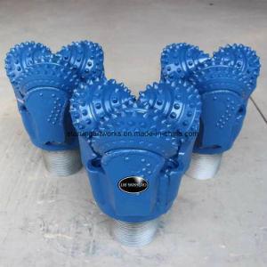 Venta de fábrica Certificados de la API de la IADC637 Tamaño 8 1/2Insertado de dientes de carburo de Petróleo Gas perforación de pozos mineros Broca Tricone Hard Rock
